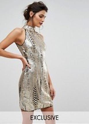 Платье с asos