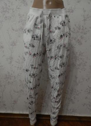 F&f штанишки домашние трикотажные р8-10