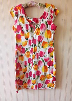 Красивое платье в тюльпан от фирмы new fashion