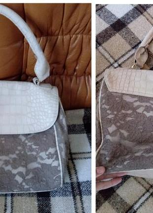 Ажурная сумка