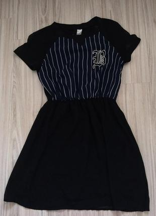 Красивое платье h&m