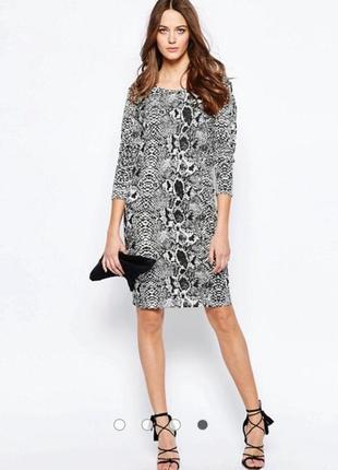 Платье датского бренда ichi (6)