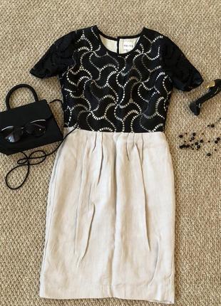 Очень красивое и стильное  платье reiss