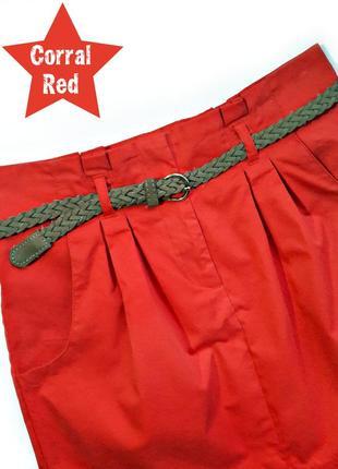 Очаровательная мини юбка-колокольчик
