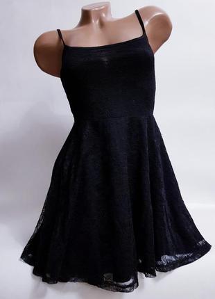 Милое,кружевное платьице