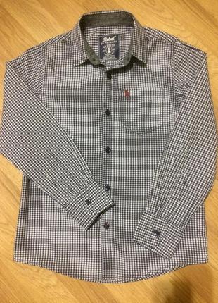 Рубашка rebel на 9-10років