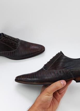 Sacha 1909 made in italy мужская кожаная обувь размер 42