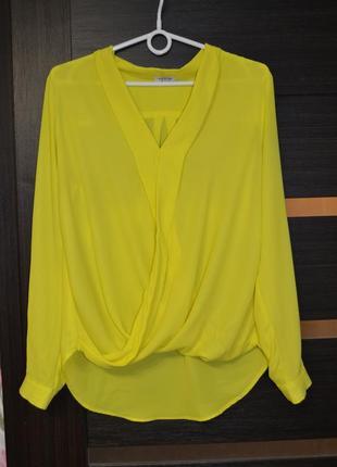Интересная блуза от river island