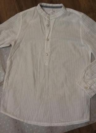 Шикарное качество, нарядная рубашка zara