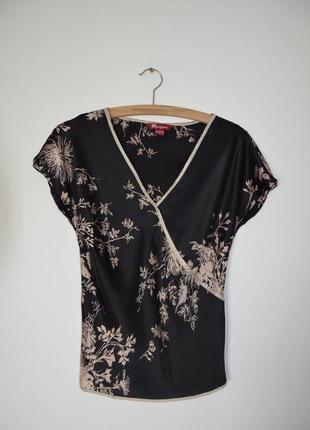 Блуза от monsoon 100% шелк \ шовк