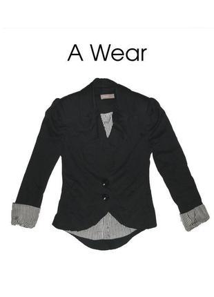 Пиджак приталенный a wear