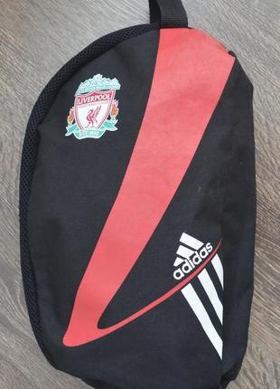 Сумка для тренировок adidas ® liverpool fc training shoe bag1