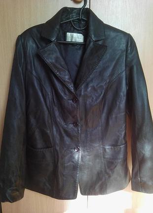 Пиджак/куртка кожа