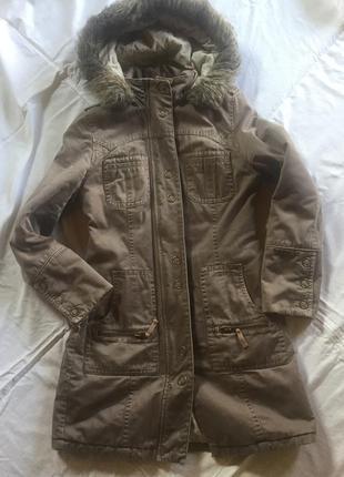 Осенне-зимняя курточка