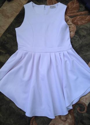 Платье неопрен как zara