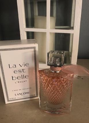Lancome la vie est belle l´eclat туалетная вода