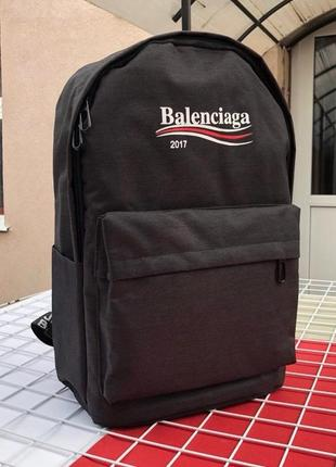 Топовый черный рюкзак