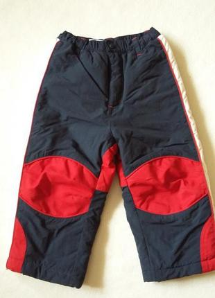 Зимние термо штаны фирмы mini boys by kapp ahl p. 92