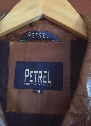 Супер класна шкіряна куртка