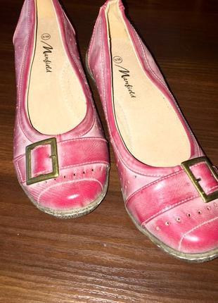 Туфлі mansfield