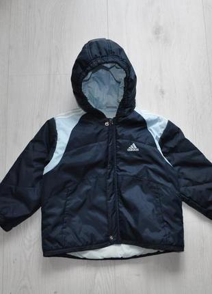 Деми куртка adidas 2-4 года 104 рост