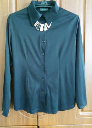 Базовая женская блуза-рубашка pigalle