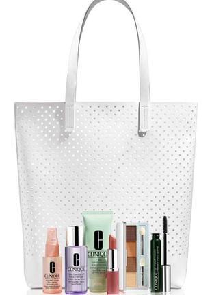 Набор косметики clinique с сумкой