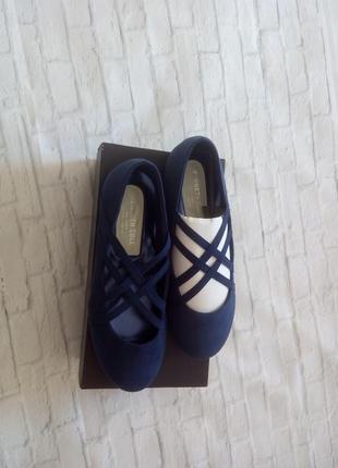 Туфли - балетки kenneth cole кожаные, оригинал из сша