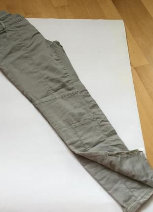Штаны брюки джинсы cartoon s/m с замочками
