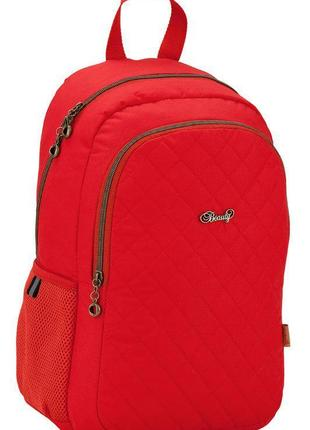 Рюкзак школьный kite мод 866 beauty-1 красный