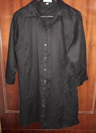 Отличная льняная блуза-пиджак от mexx.