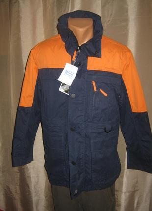 Классная куртка на подростка р.164,outdoor, aeropor мембрана ,  новая, германия