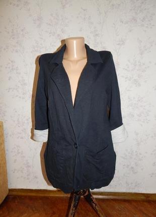 Denim co пиджак, жакет стильный модный р18
