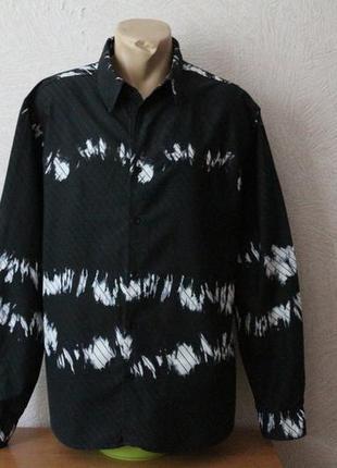 Kenvelo suprime- натур. креативная рубашка длинный рукав,xxl