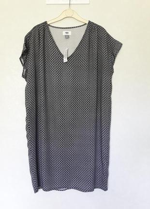 Платье кокон old navy