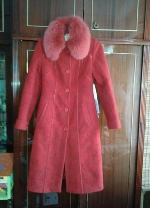 Зимнее пальто nui very