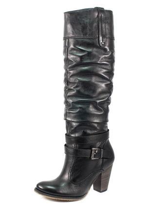 Новые  кожаные сапоги зимние  viko.