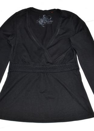 Хлопковый реглан, свитер, кофта esprit, размер s