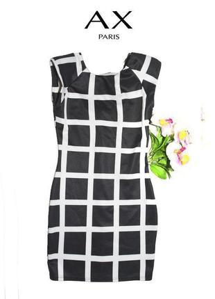 Платье с плечиками ax parisплатье с плечиками ax paris