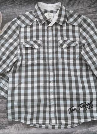 Сьтльная рубашка tom tailor m