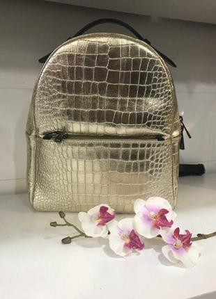 Кожаный рюкзак vera pelle