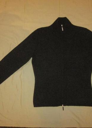 Кашемировый джемпер repeat cashmere свитер кофта на молнии
