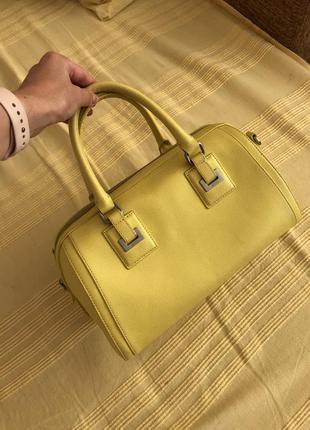 Кожаная сумка ecco1 фото