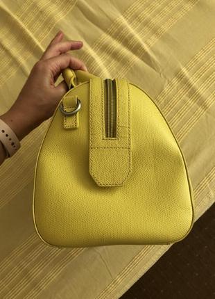 Кожаная сумка ecco5 фото