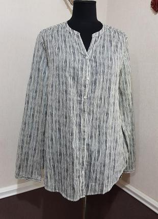 Блуза рубашка marc o polo