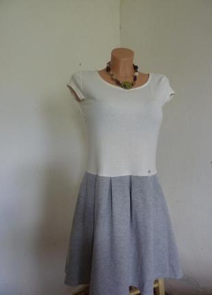 Класснючее платье трикотаж
