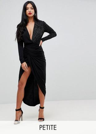 Розкішна сукня john zack
