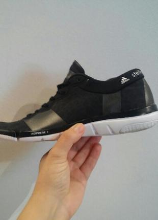 Дизайнерские тренировочные кроссовки adidas stella mccartney- оригинал.
