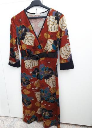 Платье, осеннее платье