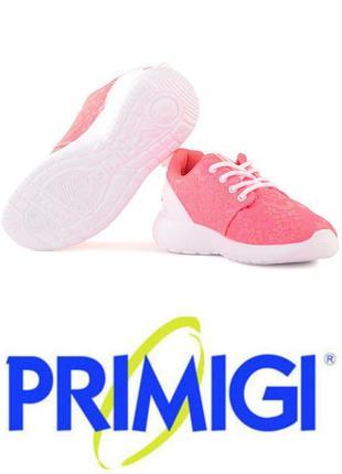 Оригинал новые супер кроссовки primigi 21 см